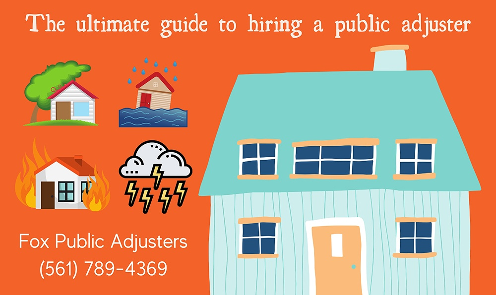 Guide to South Florida Public Adjusters