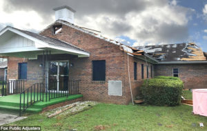 Hurricane Damage in South Florida