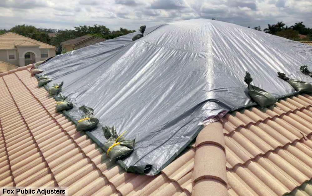 Roof Damage in South Florida