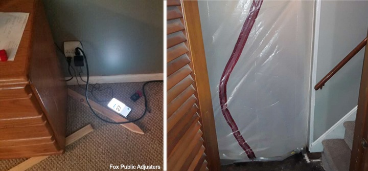 South Florida water and mold testing and removal.
