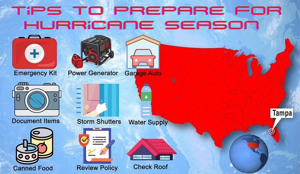 Storm tips from a Tampa Public Adjuster