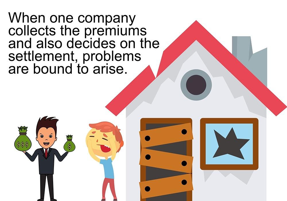 Florida public insurance adjuster's insure the homeowner's settlement is fair.